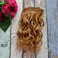 Волосы Козочка для кукол К27