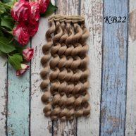 Волосы для кукол KB22