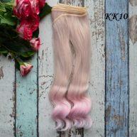 Волосы для кукол KK10