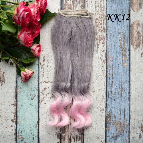 Волосы для кукол KK12