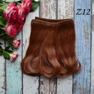 Искуственные волосы для кукол VZ12