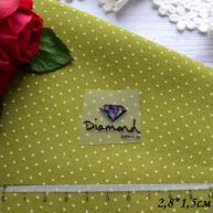 Термонаклейка Diamond 2,8*1,5 см