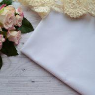 Ткань для пэчворка Kona Cotton White TKA063