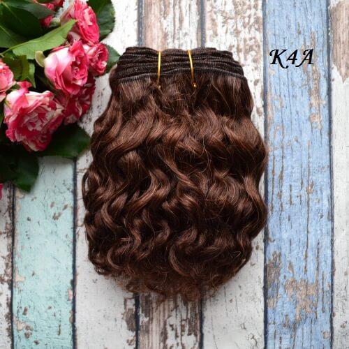 • Волосы для кукол. Длина волос 15 см, ширина трессы 1 метр. Цена указана за 0,65метр.