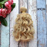 Волосы для кукол  MK86