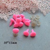 Носик для игрушек безопасный 10*11 мм
