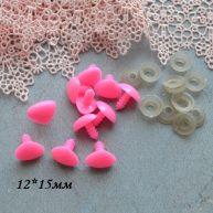 Носик для игрушек безопасный 12*15 мм