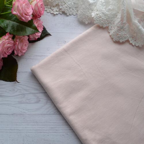 • Трикотаж для одежды нежно-розовый. Ширина ткани 160см. Цена указана за 1 отрез 1 отрез – 20*50см 2 отреза - 40*50см 3 отреза - 60*50см 4 отреза - 80*50см …