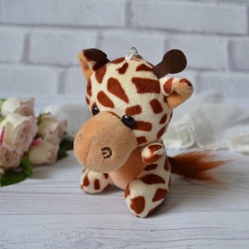 • Жираф. Размер 11 см. Цена указана за 1 шт.