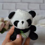 Игрушка для куклы Панда  9 см ALB51