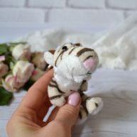 Игрушка для куклы Nici Тигр  9 см ALB64
