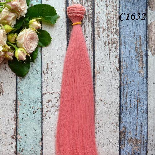 Волосы для кукол прямые C1632