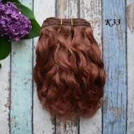 Волосы Козочка для кукол К33