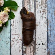 Волосы для кукол локоны LD10