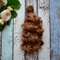 Волосы для кукол  MK26