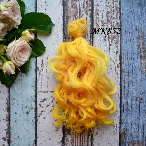 Волосы для куклы MK852