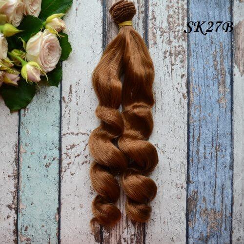 Волосы для кукол SK27B