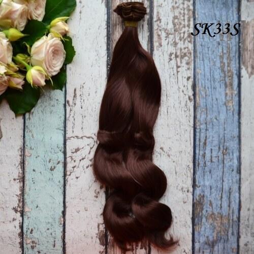 Волосы для кукол SK33S