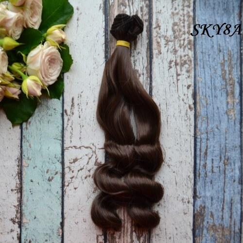 Волосы для кукол SKY8A