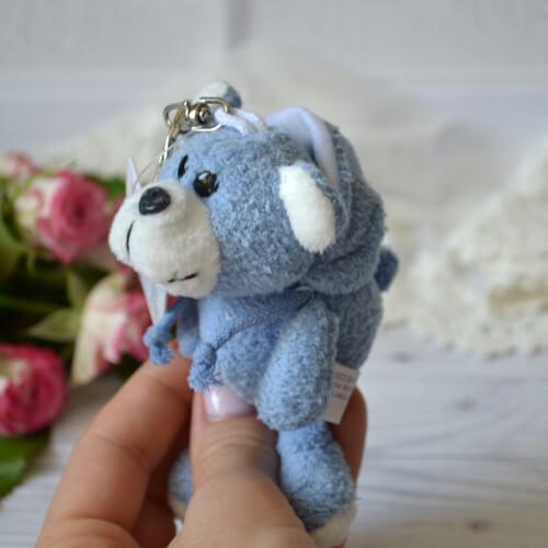 • Игрушка для куклы Мишка. Размер 11 см. Цена указана за 1 шт.