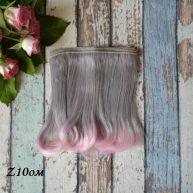 Искуственные волосы для кукол VZ10ом