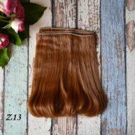 Искусственные волосы для кукол VZ13