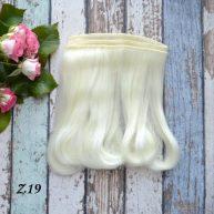 Искуственные волосы для кукол VZ19