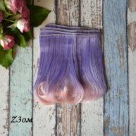 Искуственные волосы для кукол VZ3ом