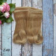 Искуственные волосы для кукол VZ40
