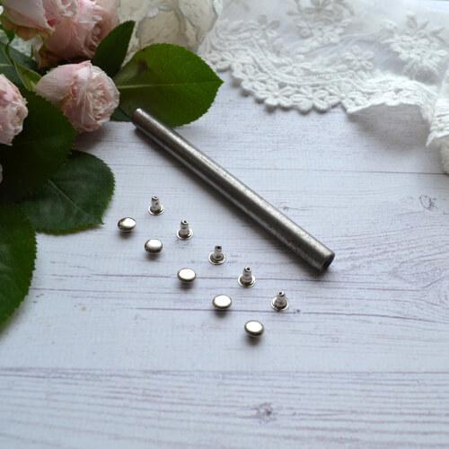 • <h5>Инструмент для установки хольнитена 6мм своми руками</h5> Материал: сталь. Страна - производитель: Китай. Цена указана за 1 шт.