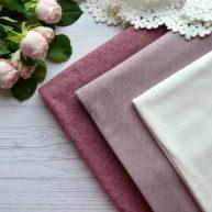 Набор тканей для белья кукол TKN001