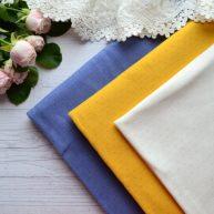 Набор тканей для белья кукол TKN003